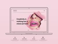 Grafo - portfolio website