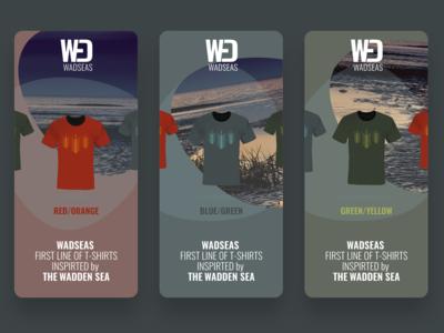 Concept Webshop Tshirts
