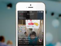 Video social app