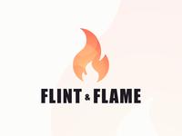 Logo Design Challenge (Day 10) - Flame (Flint & Flame)