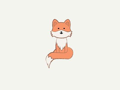 Logo Design Challenge (Day 16) - Fox fox drawing fox graphic designer illustrator cartoon fox fox illustration fox logo daily logo daily logo challenge