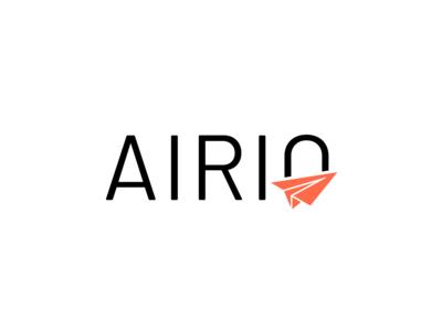 Logo Design Challenge (Day 26) - Paper Airplane (Airio)