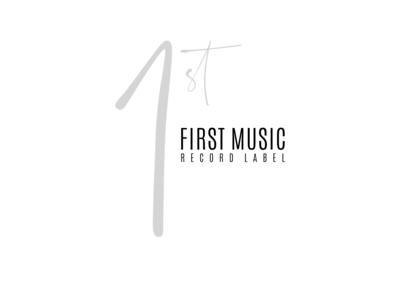 Logo Design Challenge (Day 36) - Record Label (First Music)