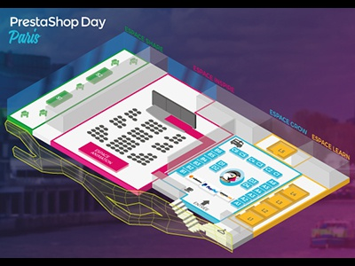 PrestaShopDay Paris Plan 2017