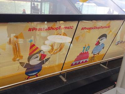 PrestaShopDay Paris 2017 - 10years