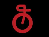 Fork & Wheel Logo mark