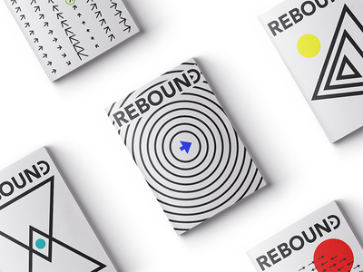 Graphic covers arrows elementary shapes circles cover minimal geometric lines graphic design print magazine