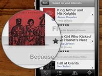 Bookblast Iphone App