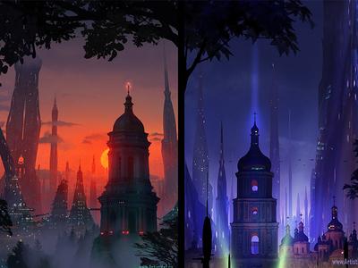 Kiev Futuristic 2
