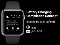 Battery Charging Compliation Concept