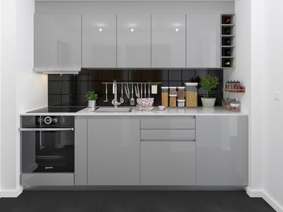 Project 3d kitchen