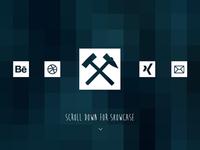 Portfolio-Page reup