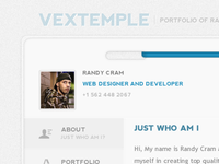 VexTemple Homepage