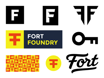 The Development of the Fort Logo