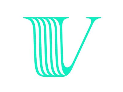 V for Typefight letter type typography type design design