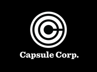 Capsule Corp. logo dbz