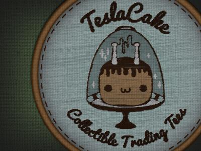 TeslaCake Patch