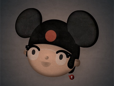 Mouse Ears - Eric