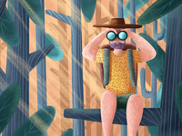 一小段森林冒险