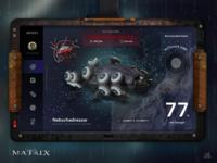 Sci-Fi Exploration #4 - Matrix Zion Console and UI