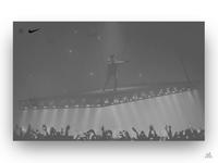 Retro Jordan x Yeezy 500 Animation