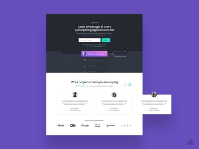 Igloo Landing Page