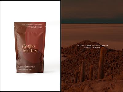 Coffee Mother packaging design package design package branding visual design design