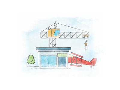 Build your own platform house plane platform trading apis build construction