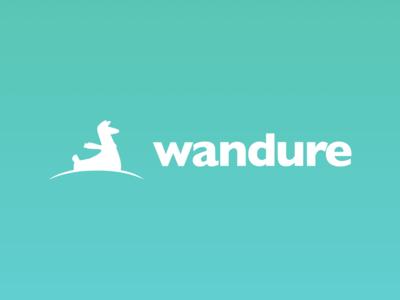 Messing around with the Wandure Logo