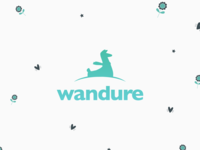 Still messing with the Wandure logo