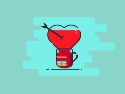 Heart Mock