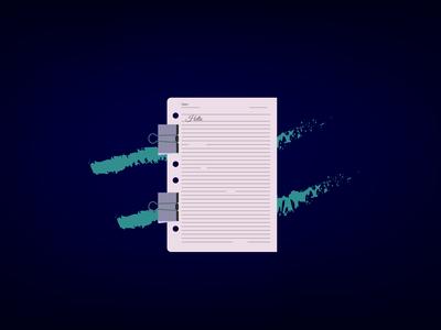 Paper White, Write Hello