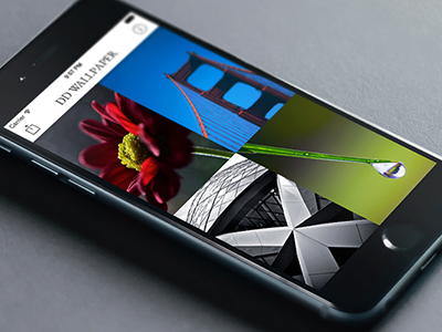 DD Wallpaper App dd wallpaper app ios photography mobile creative design store
