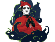 Cardinal Copia: Smoke and Rosary