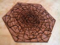 Spiral Pattern Puzzle