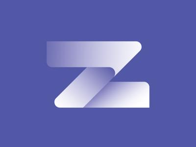 Z Logos lettermark letter logo brand illustrator identity typography illustration icon design branding