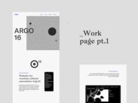 website presentation website website concept graphic design webdesign ui ux