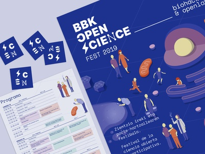 BBK OPEN SCIENCE 2019