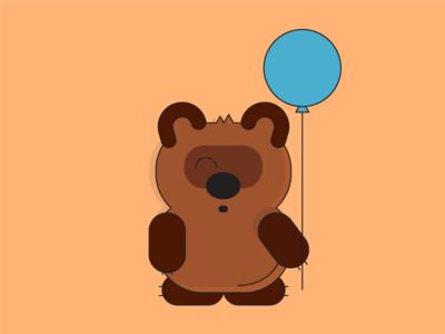 Russian Winnie Pooh