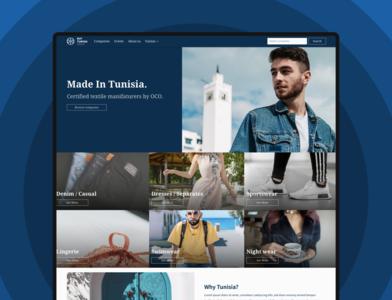 Home page B2B website design vector website web logo minimal ux identity branding ui design