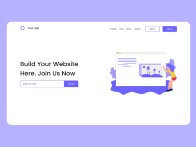 Build Your Own Website Now