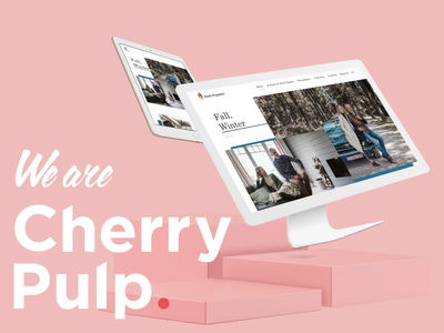 Cherry Pulp - Web Agency
