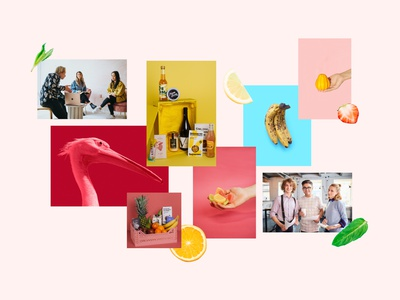 Moodboard branding colors color team products fruit fruits mood board moodboard mood