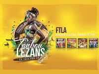 Tanbou Lezans' festival programme
