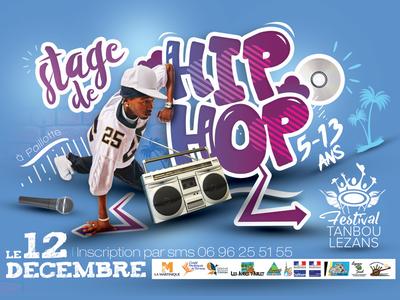 Stage Hip Hop