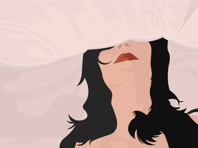 What does it feels like to be happy when you're empty. flat digitalart digital illustration vector illustration
