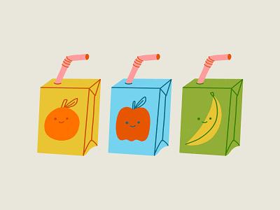 Cute Juice Boxes fruity fruit fun juice box juice