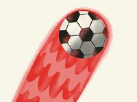INKTOBER 07 - FOOTBALL