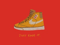 Just Shoe It