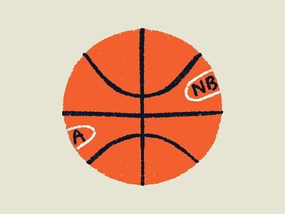 Basketball - Ball nba orange sports ball basketball